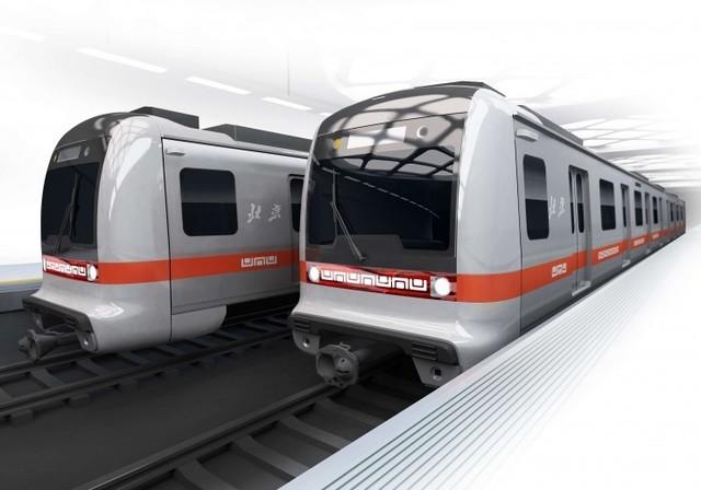 全國首條「無人駕駛」地鐵加緊空載試運行