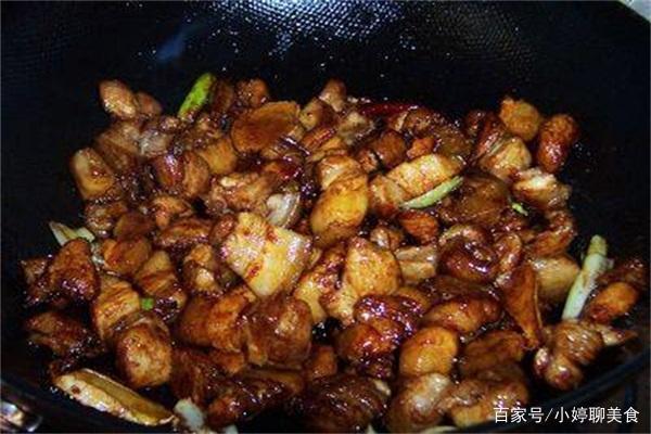 排骨红烧肉和糖醋滋味,酸酸甜甜经典好辣椒鸭胗和就是怎么做好吃图片