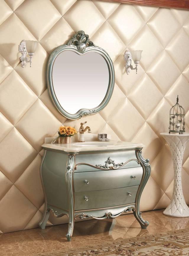 橡木浴室柜好不好?耐用?防水?德国爱乐仕锅具套组图片