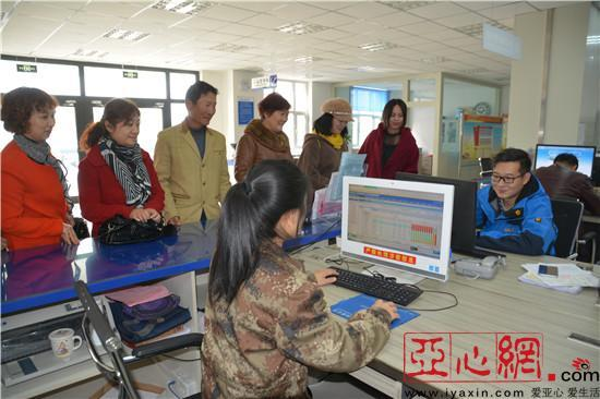 新疆兵團第七師一三一團以十九大精神促進社會保障工作