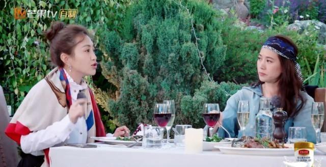 图片2:包文婧吐槽包贝尔适合头发,张嘉倪因护讨厌长脸妻子内扣短发图片
