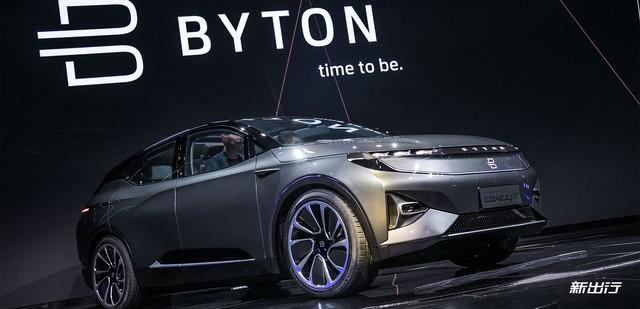 全國首發體驗 BYTON 拜騰首款概念 SUV 必看的五個點
