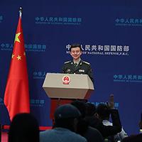 國防部:中美兩軍聯參對話機製首次會議近日在美舉行
