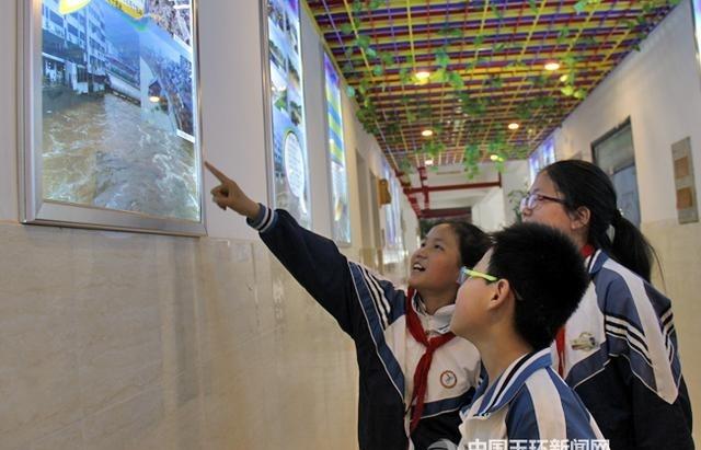 四小教案建成防震减灾科普年级龙溪学长廊小学图片
