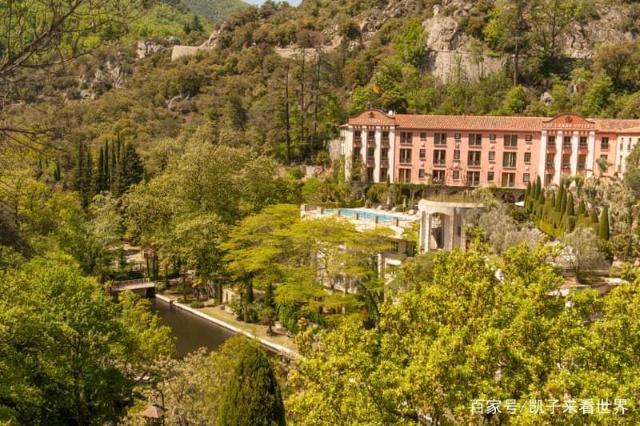 欧洲地理之19家欧洲攻略酒店,v地理必去。之破泞战水疗通关图片