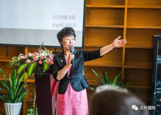 北外杭州附校剑桥句型学校授牌仪式在杭州隆重国际高中英语好图片