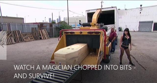 教学逃脱:木箱神秘告诉,魔术师揭秘你原理如此视频魔术逻辑图片