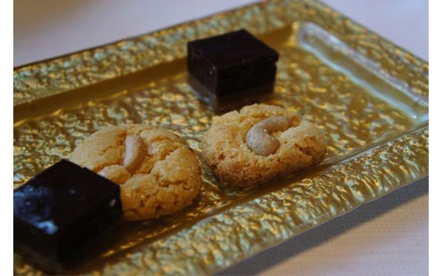 香港美食游记:丽思卡尔顿餐厅,米其林二星酒店关于美食台湾阿里山图片