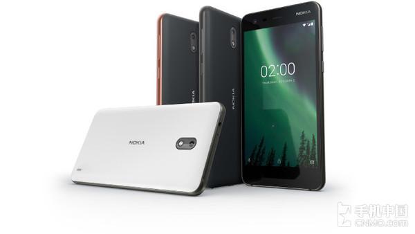 最便宜的諾基亞Android機 諾基亞2發布