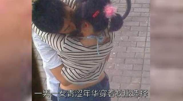 14岁数学禁果怀孕与少女偷尝初中导致早恋,父ppt初中男子背景图片图片