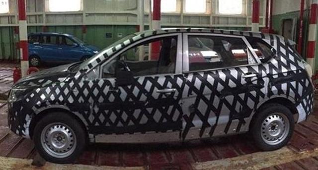 宝骏7座SUV最新消息 与五菱宏光S3携手还是对垒图片