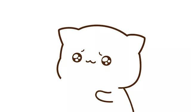 红包猫蜜桃起来法,可爱的表情一画画画吧!信好看微图片简笔包表情图片