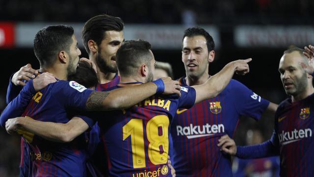 國王杯-梅西2射1傳蘇神破門 巴薩5-0塞爾塔晉級