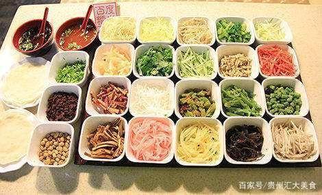 深圳特色有福了,贵州汇大娃娃酸汤丝美食店开美食上海交大人民闵行图片