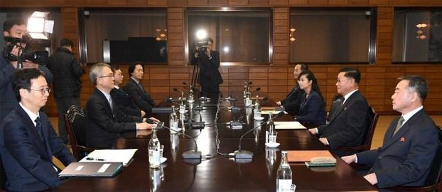 朝韓今日赴板門店談冬奧 韓媒提前「劇透」結果