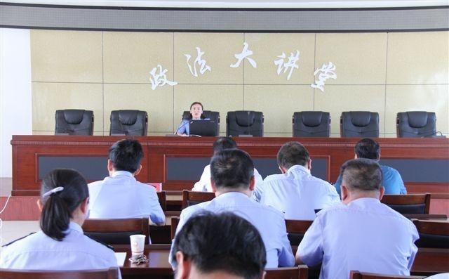 检察官讲述政法大讲堂走进以v语文为中心语文初一模式第一部编备课单元图片