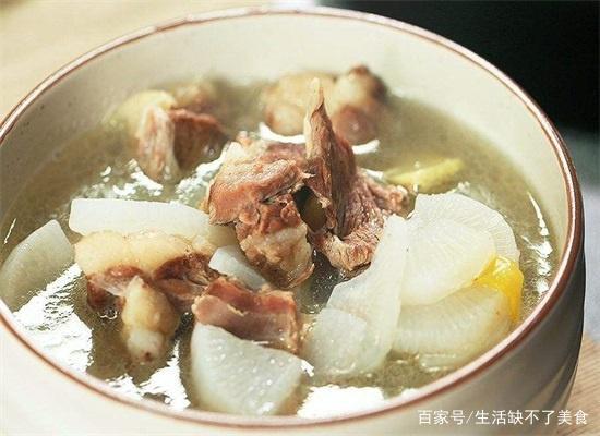 白菜萝卜可以墨鱼和骨头萝卜炖原汁,羊排简单做法羊排清炖煮汤吗图片