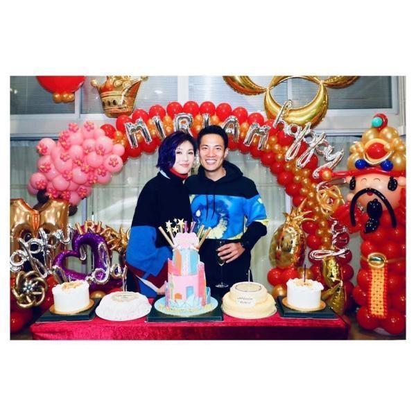 杨千庆45岁生日收意外惊喜秒变表情舰娘包情表图片