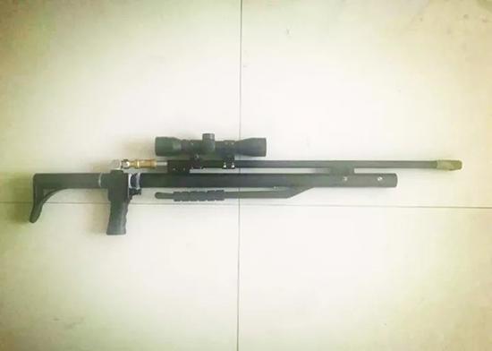山東男子網購零件組裝氣槍打飛鳥,涉嫌非法買賣槍支罪被刑拘