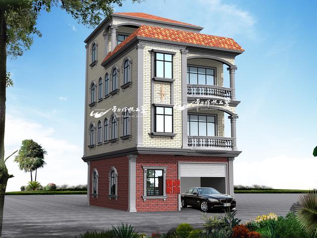 别墅图集外墙装修设计外观,建造师设计师室内设计评中级工程师图片