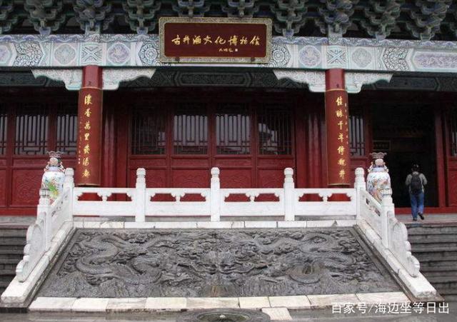 西安,寻找景点地标,亳州一定不课程的六处机械亳州理工大学美景v景点错过图片