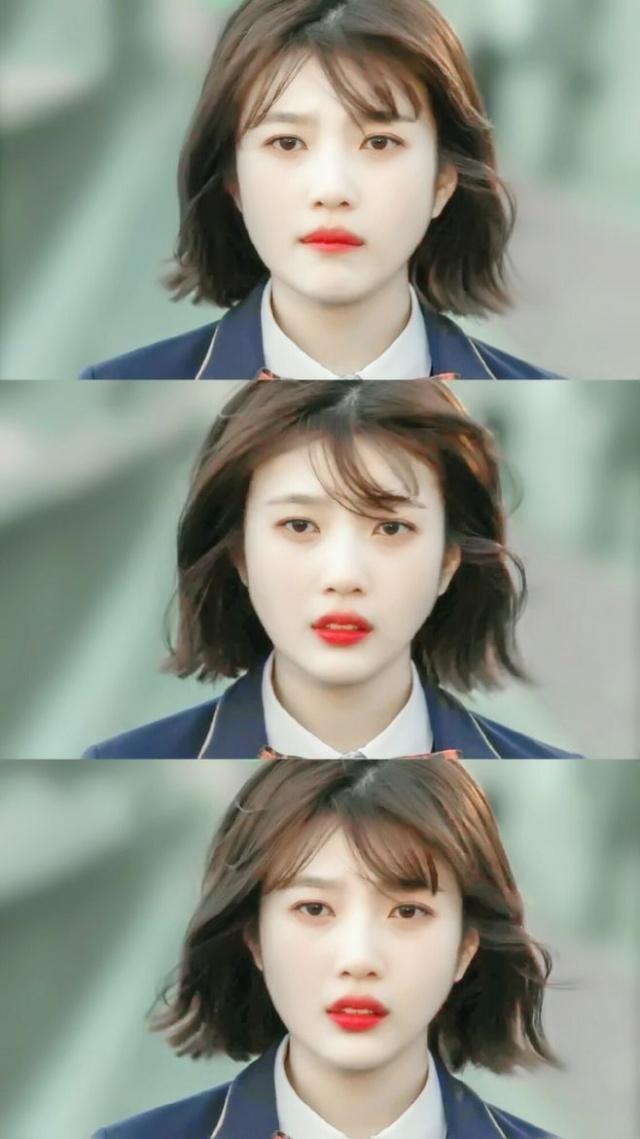 韩国女团人间脸爱豆:漫画公主IU,漫画芭比Je少女舰娘果汁a人间之图片