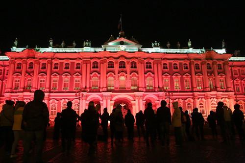 普京談十月革命100周年:要基於事實 客觀尊重曆史