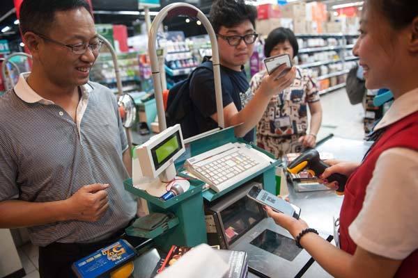 微信支付香港版推升級功能:能快捷付款,還有二維碼收款