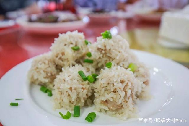 杭州古镇30公里有个免费的百年周边,人少景雅2014.10月美食节图片