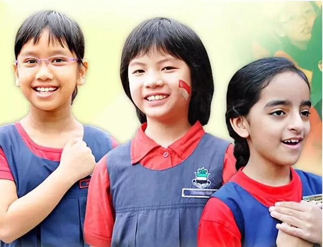 新加坡走进 一篇文章带你留学新加坡小学!南京宇通小学图片
