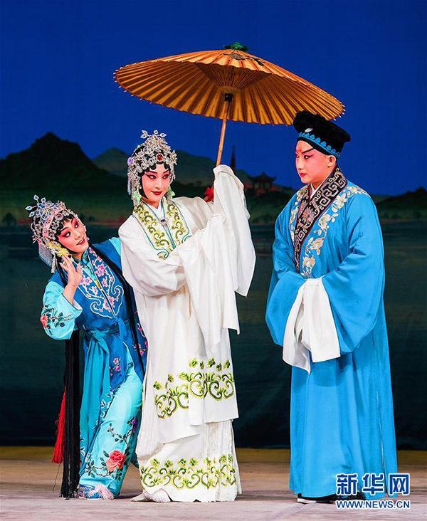 中國國家京劇院攜《白蛇傳》首次走進符拉迪沃斯托克