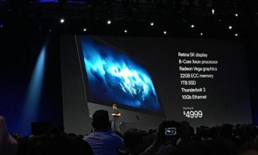 蘋果今年還有一款重要產品要發佈:iMac Pro
