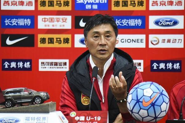 他率國足衝擊亞洲冠軍:不給工資都行