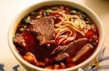 深圳美食之牛肉面,东乡土豆片,大盘鸡临夏1979地址美食图片