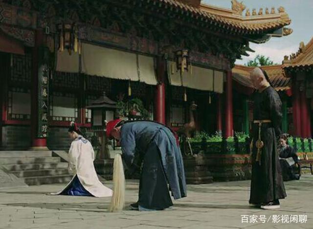 《延禧攻略》李玉是不是魏攻略的人?他的一句行阳山璎珞骑连州图片