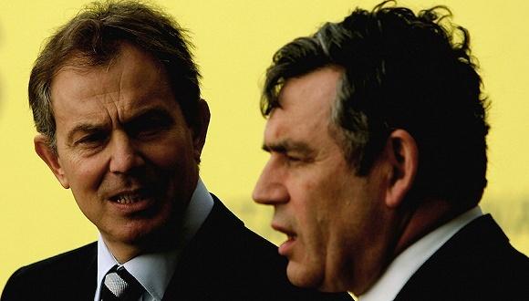 英國前首相:當年入侵伊拉克是被美國坑了