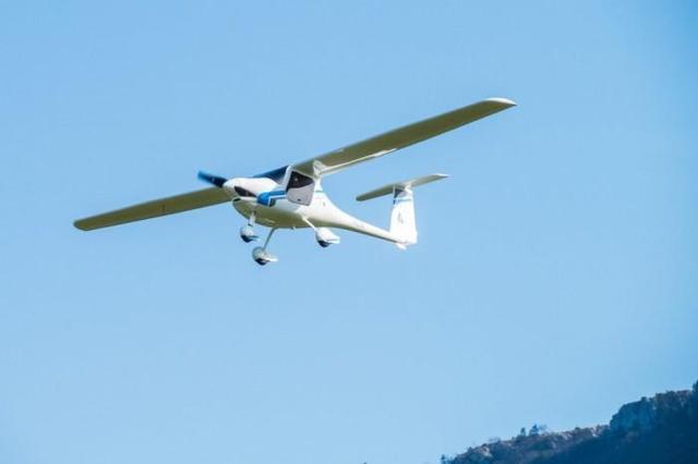 鋰電飛機Alpha Electro首次在澳大利亞試飛