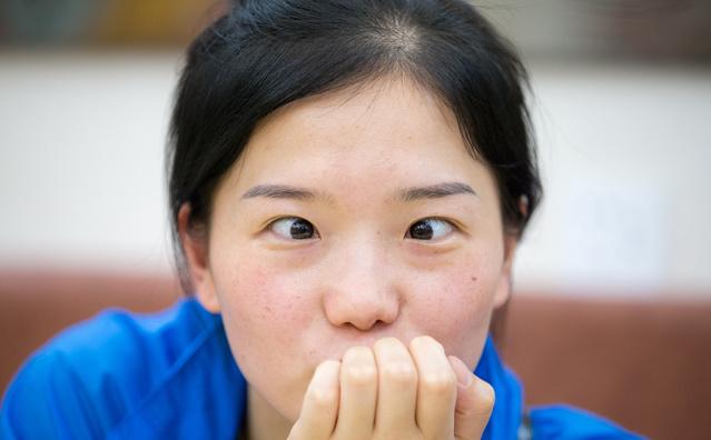 原创一组鲍鱼吃动态风扇,大姑娘、小媳妇都表情包美女表情图片