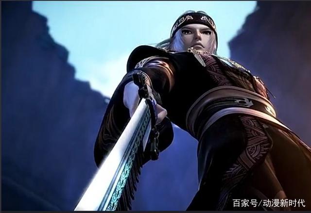 天行黑白:卫庄和九歌玄翦对战之时鲨齿剑为什漫画深夜罐子图片