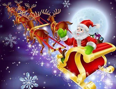圣诞老人为什么要爬烟囱把礼物放在袜子里?