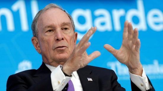前紐約市長捐450萬美元 替美政府履行氣候承諾