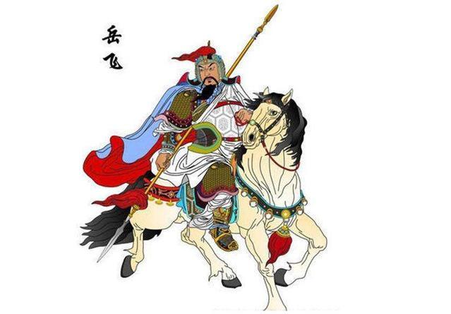 中国古代最厉害的几位人物,图三力大无穷,图四
