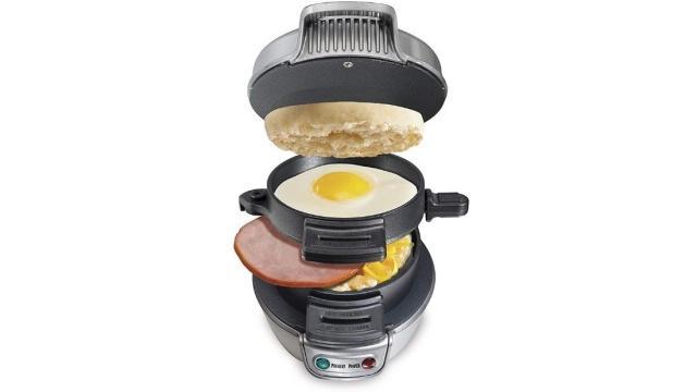 Hamilton Beach早餐三明治机