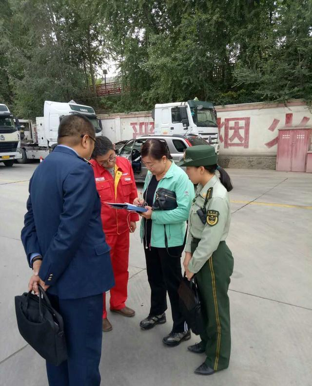 城北区政府组织辖区各职能部门开展消防安全大