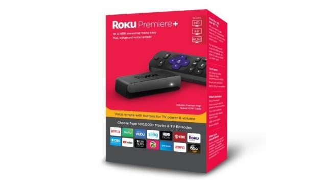 Roku Premiere + 4K HDR流媒体播放器