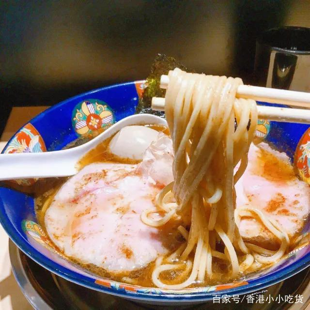 除了一兰拉面,香港还有哪些超级好吃的日式拉面