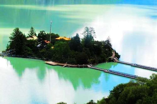 自驾川藏线最小众的景点,景美人少看看是哪里