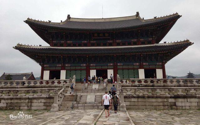 首尔五大宫之首,朝鲜王朝前期的政治中心--景福