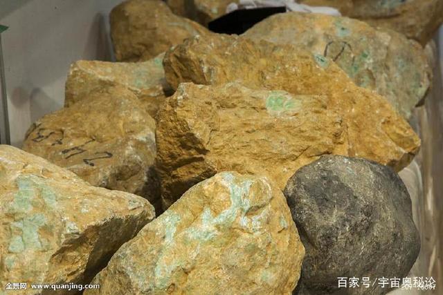 中国古代最为神秘,承载意义最重的一块破石头