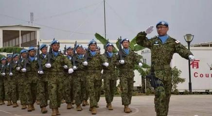 这两个和中国打过仗的国家,这回三个国家的军